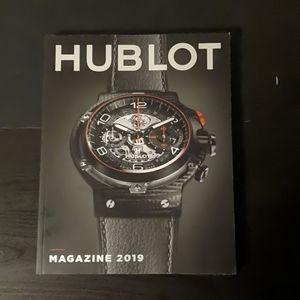 Hublot magazine 2019